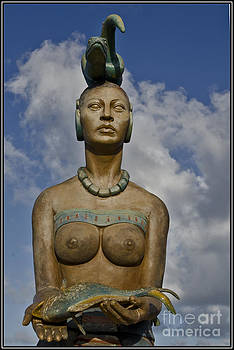 Agus Aldalur - La diosa maya Ixchel