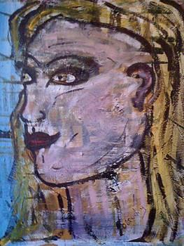 La femme planete by Danielle Landry