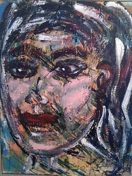 La femme terre by Danielle Landry