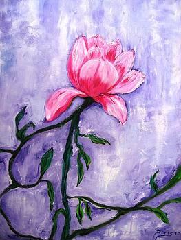 La Flor by Doris Cohen