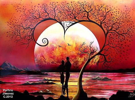 La historia de nuestro amor by Porfirio Jimenez