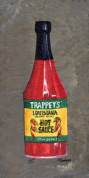 LA Hot Sauce by Elaine Hodges