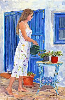 La Jardinera by Margaret Merry