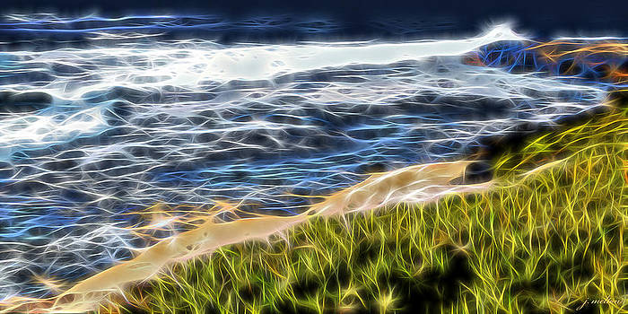 La Jolla Shores by Jack Melton