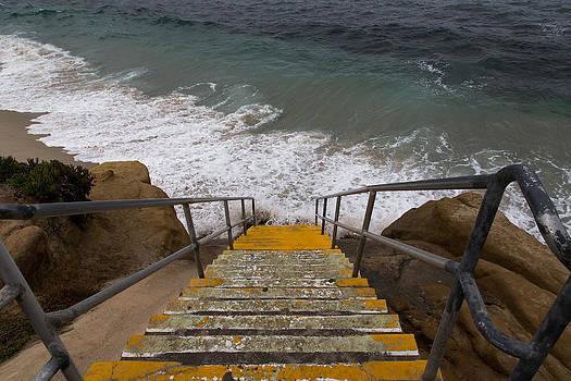 John Daly - La Jolla Stairs