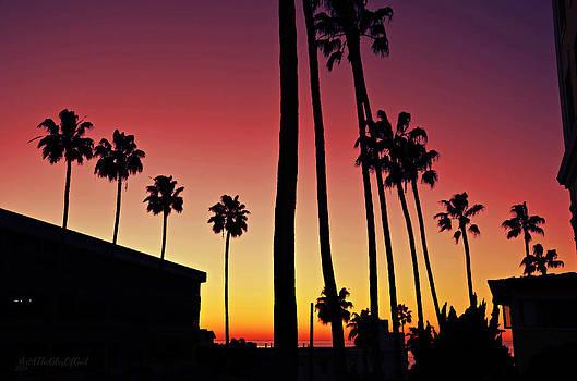 Sharon Tate Soberon - La Jolla Sunset