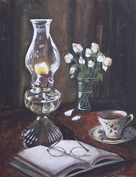 La Lampe by Kim Selig