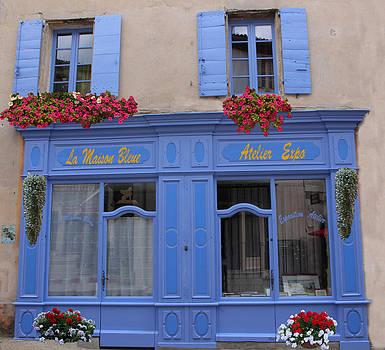 Susan Rovira - La Maison Bleue 2