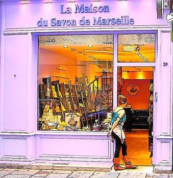Jan Matson - La Maison du Savon de Marseille