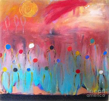 La Marche by Kareem Assab