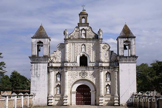 John  Mitchell - La Merced Church Gracias Honduras
