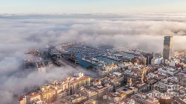 La niebla by Eugenio Moya