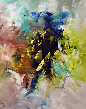 La palette enchantee by Isabelle Vobmann