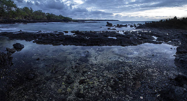 La Perouse Tide Pools by Brad Scott