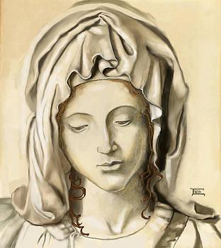 La Pieta 2 by Terry Webb Harshman
