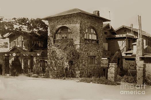 California Views Mr Pat Hathaway Archives - La Playa Carmel and located at Camino Real at Eighth Ave. Circa  1925