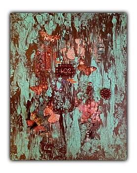 La Porte De Papillon by Schroder Konate