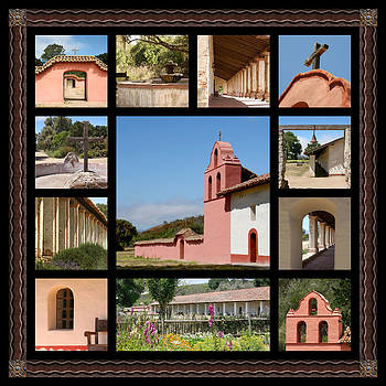 Art Block Collections - La Purisima Mission #1
