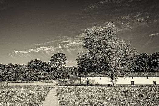 La Purisima Mission by Bill Boehm