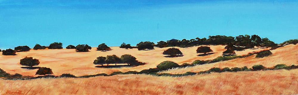 La Purisima Oaks by Jeffrey Campbell