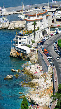 La Reserve.Nice.French Riviera by Jennie Breeze
