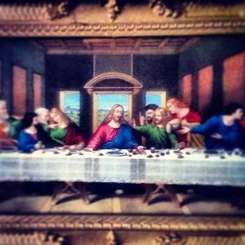 La Santa #cena #jesús #instagood #home by Roberto Carlos