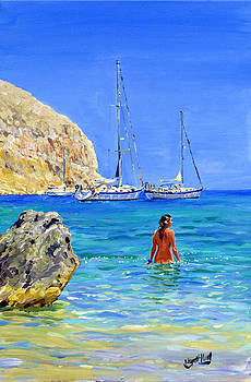 La Sirena by Margaret Merry