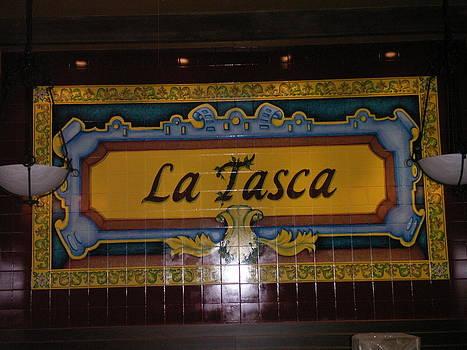 La Tasca Mural Rockville Md by Matt Mercer