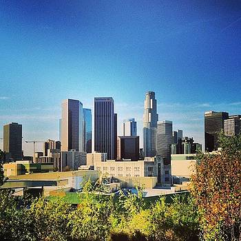#la, Time To Go Out And Play. #dtla by Andres Cruz