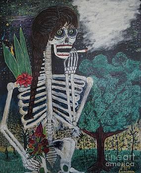 La Verde Flor by Visual Renegade Art