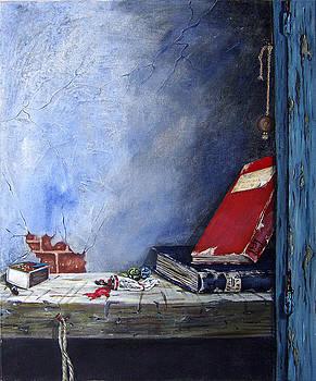 La Vieille Etagere Old Shelf by Dominique Serusier