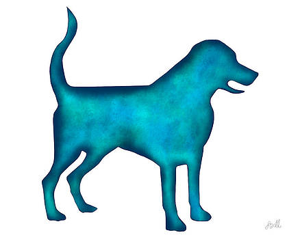 Labrador Retriever by Laura Bell