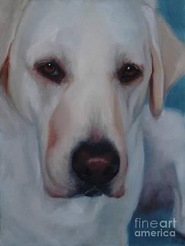 Labrador Retriever by Pet Whimsy  Portraits