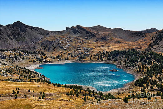 Lac D'Allos by Radu Razvan