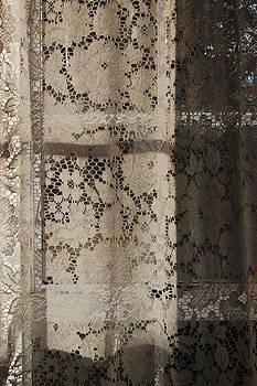 Lace curtain 2 by Jocelyn Friis