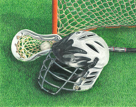 Lacrosse by Troy Levesque