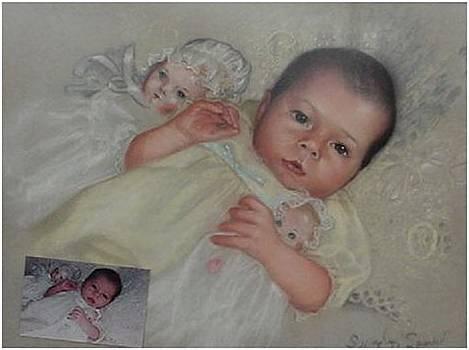 Lacy Baby by Saundra Bolen Samuel