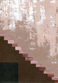 Stairs From Subconsciousness by Anthea Karuna