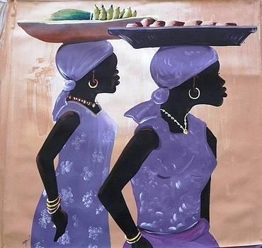Ladies in Lavender by Jatter