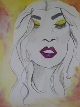 Lady 8 by E S Cobb