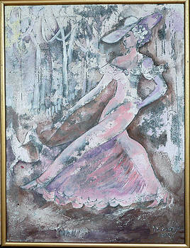 Lady Cool by Francisco Cavazos