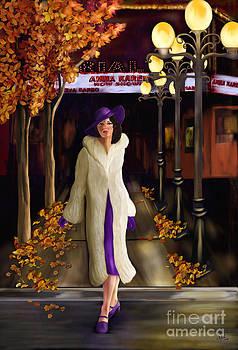 Lady Karenina by Sydne Archambault