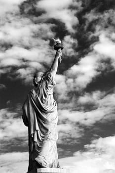 Lady Liberty by Alina  Oswald