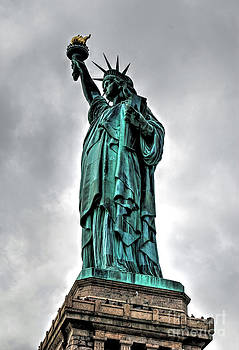 Lady Liberty  by Guy Harnett