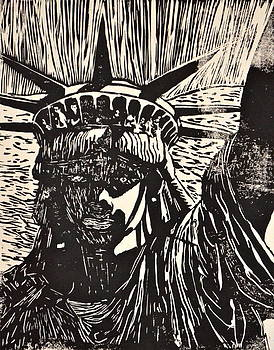 Lady Liberty by Michelle Wiltz