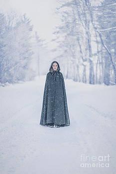Evelina Kremsdorf - Lady Of The Winter Forest