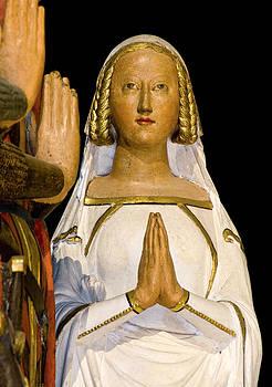 Charles Lupica - Lady praying