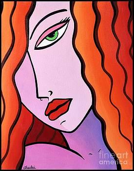 Lady Series 8 by Kostas Chatzivasdekis