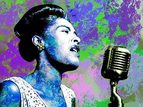 Lady Sings the Blues by Michael Jadach