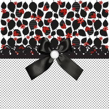 Debra  Miller - Ladybugs Leaves